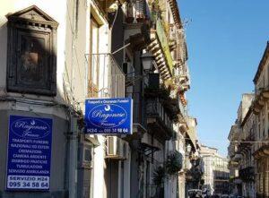 Trasporti ed Onoranze Funebri a Catania | RAGONESE